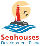 Welcome To Seahouses logo