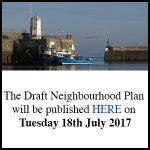 Launch of North Northumberland Coastal Area Draft Neighbourhood Plan @ The Hub, Seahouses Sports & Community Centre