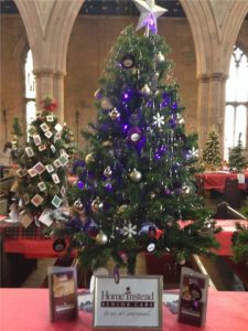 Come and Help Decorate the Christmas Tree @ St Ebba's Church