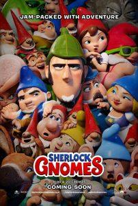 Sherlock Gnomes (PG) (1 hr 26 mins) @ Seahouses Hub