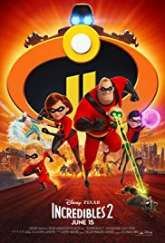 The Incredibles (U) @ Seahouses Hub