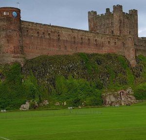 North of England Children's Cancer Research - Bamburgh Castle Abseil @ Bamburgh Castle