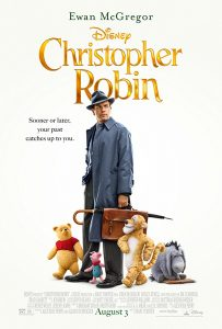 Christopher Robin (PG) @ The Hub, Seahouses Sports & Community Centre