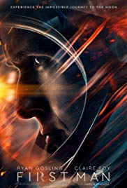 First Man (12A) @ The Hub, Seahouses Sports & Community Centre