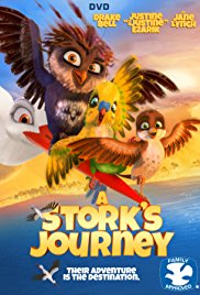 A Storks Journey (PG) @ The Hub, Seahouses Sports & Community Centre