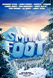 Small Foot (PG) @ The Hub, Seahouses Sports & Community Centre