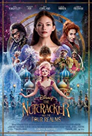 Nutcracker and The Four Realms (PG) @ The Hub, Seahouses Sports & Community Centre