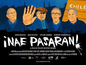NAE PASARAN!   -       CANCELLED @ Seahouses Hub