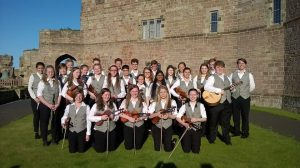 The Northumbrian Ranters - Traditional Music Ensemble @ The Hub, Seahouses Sports & Community Centre