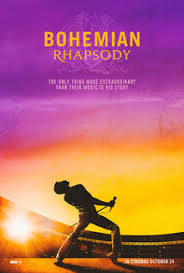 Bohemian Rhapsody (12A) 2 hrs 15 mins (Extra Screening) @ The Hub, Seahouses Sports & Community Centre