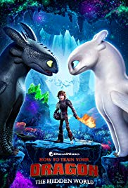 How to train your Dragon 3 @ The Hub, Seahouses Sports & Community Centre