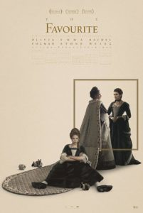 The Favourite (15) (2 hrs) @ The Hub, Seahouses Sports & Community Centre