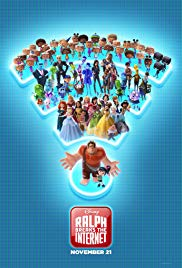 Wreck it Ralph 2 (PG) - Seahouses Hub - 1 hr 52 mins @ The Hub, Seahouses Sports & Community Centre