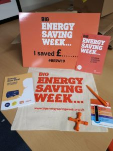 Energy Advice Drop in Session @ Berwick Library