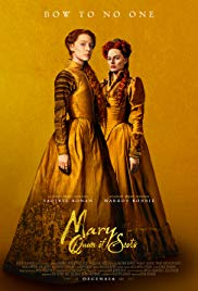 Mary Queen of Scots (15) @ The Hub, Seahouses Sports & Community Centre