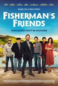 Fisherman's Friend (15) @ The Hub, Seahouses Sports & Community Centre