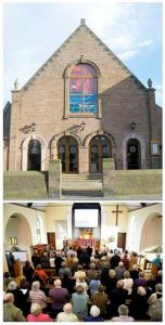 Churches Together - Community Service of Easter Praise @ Seahouses Methodist Chapel