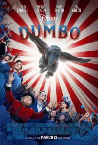 Dumbo (PG) @ The Hub, Seahouses Sports & Community Centre