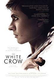 The White Crow (12A) @ The Hub, Seahouses Sports & Community Centre