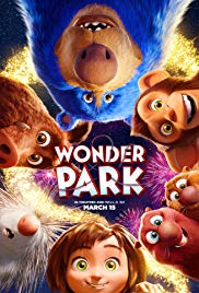 Wonder Park (PG) @ The Hub, Seahouses Sports & Community Centre