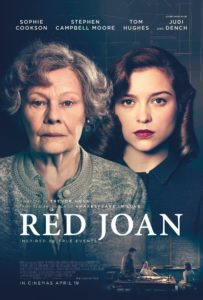 Red Joan (12A) @ The Hub, Seahouses Sports & Community Centre