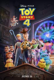 Toy Story 4 @ Seahouses Hub