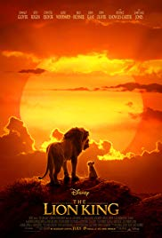 The Lion King (PG) @ The Hub, Seahouses Sports & Community Centre