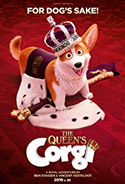 The Queen's Corgi (PG) @ The Hub, Seahouses Sports & Community Centre