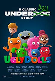 Ugly Dolls (PG) @ The Hub, Seahouses Sports & Community Centre