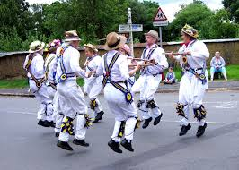 Ebor Morris on Tour - Traditional dancers from York @ Seafield Road