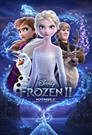 Frozen 2 (PG) @ The Hub, Seahouses Sports & Community Centre