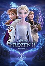 Frozen 2 (PG) @ The Hub, Seahouses Sports & Community Centre