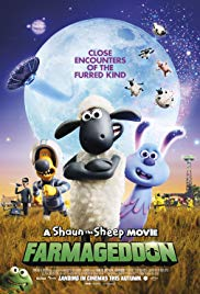 Shaun the Sheep Farmageddon (U) @ The Hub, Seahouses Sports & Community Centre