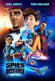 Spies in Disguise (PG) @ The Hub, Seahouses Sports & Community
