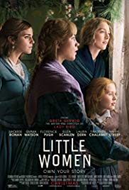 Little Women (PG) @ The Hub, Seahouses Sports & Community Centre