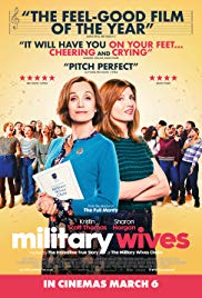 Military Wives -  POSTPONED.  TICKETS ALREADY PURCHASED CAN BE USED WHEN RE-SCHEDULED.  IF THE DATE IS UNSUITABLE, THEY CAN BE EXCHANGED OR REFUNDED. @ The Hub, Seahouses Sports & Community Centre