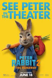 Peter Rabbit 2 (U) @ The Hub, Seahouses Sports & Community Centre