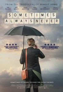 Sometimes Always Never (12A) @ The Hub, Seahouses Sports & Community Centre
