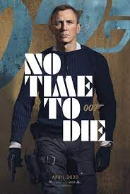 No Time to Die 007 (12A) @ The Hub, Seahouses Sports & Community Centre